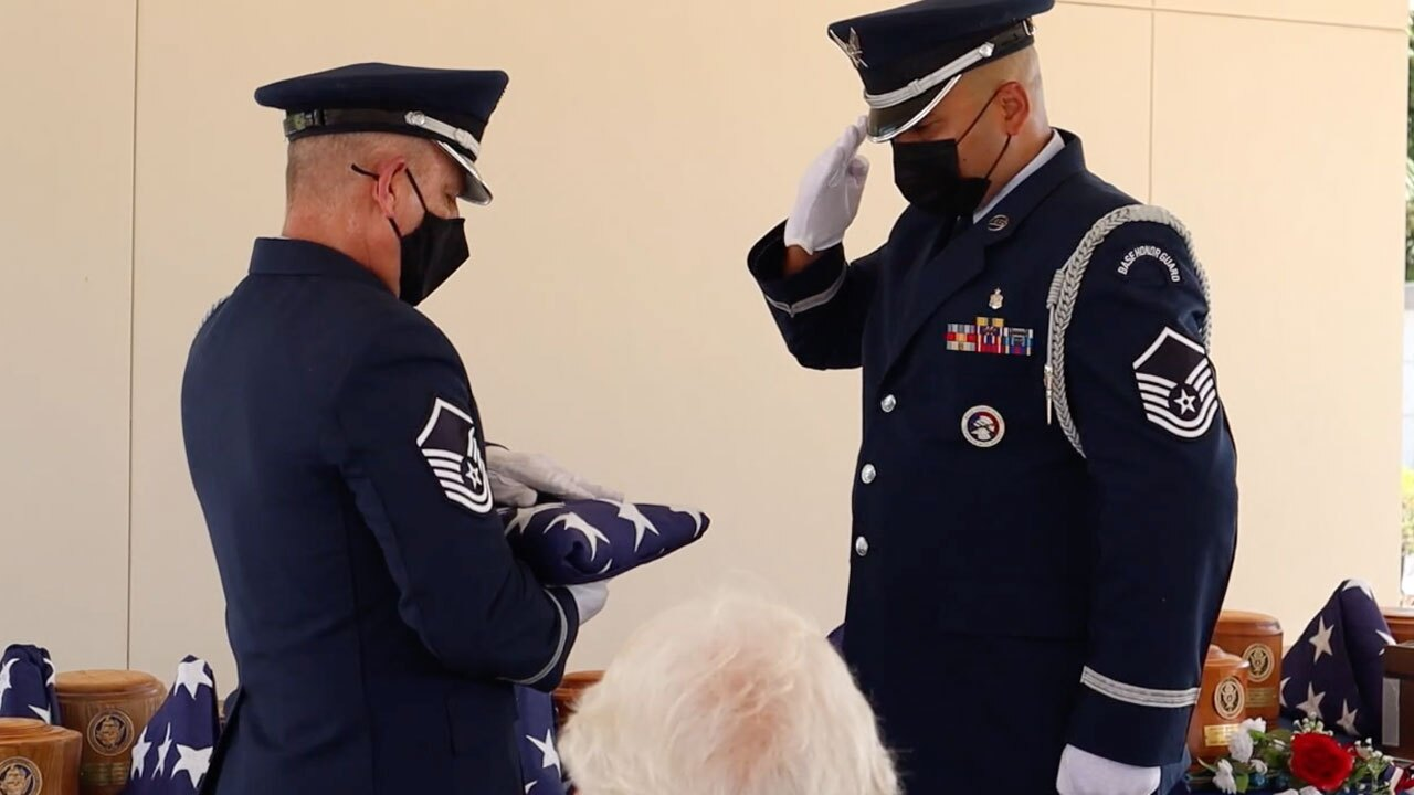Missing in America Project, veteran burial at South Florida National Cemetery