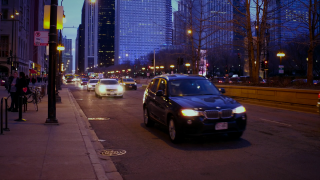 Ride-sharing companies increasing road congestion in cities