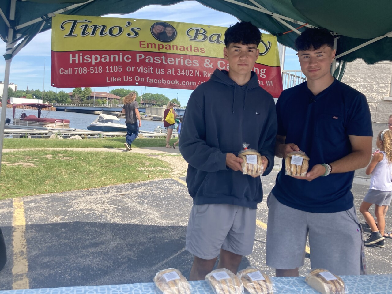 'A sweet taste of authenticity': Tino's Bakery returns to farmers markets across Northeast Wisconsin
