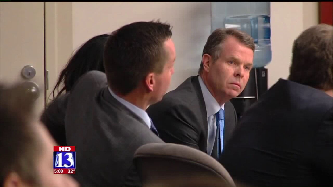 Defense rests in John Swallow corruption trial, prosecution drops anothercharge