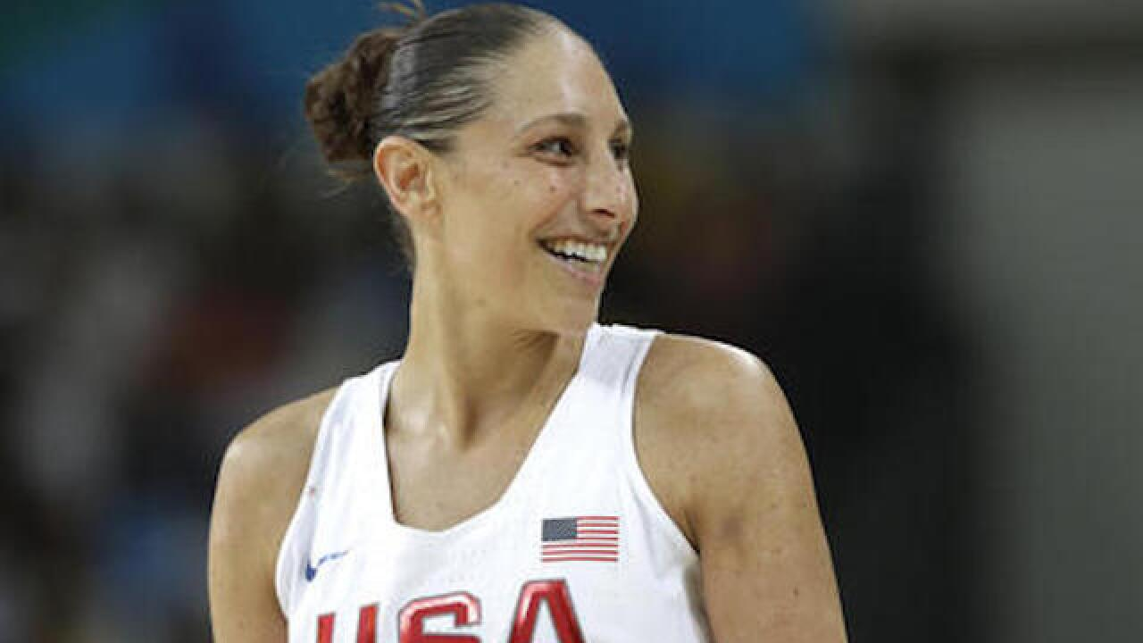 Basketball gold: US women win 6th straight Olympic title