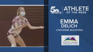 KOAA Athlete of the Week: Cheyenne Mountain's Emma Delich
