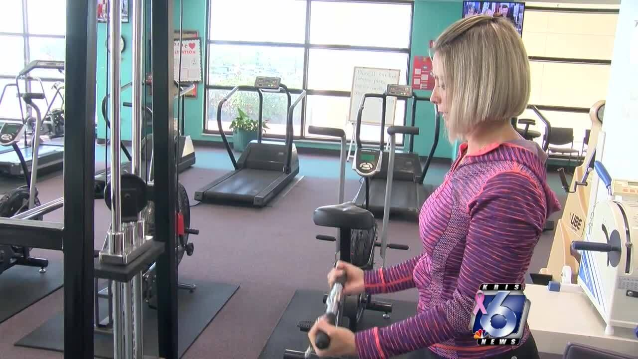 A woman ended up in the hospital after a workout. She wants others to know about the rare condition