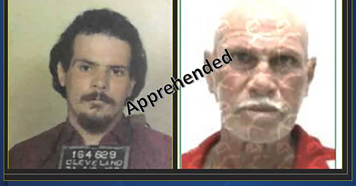 Man wanted in 1981 rape cold case involving 14-year-old girl arrested by U.S. Marshals in Puerto Rico