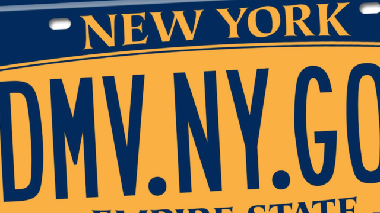 New York suspends man's license 46 times
