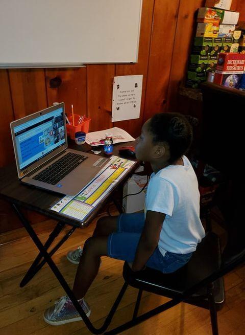 Zahria 2nd Grade at Grandview Elementary Virtual Academy in Livonia-2.jpg
