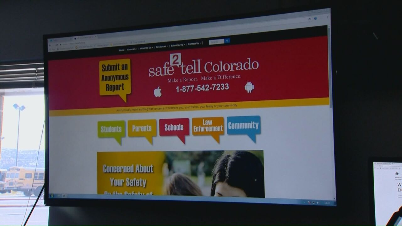 Decline in tips to Safe2Tell raising concerns