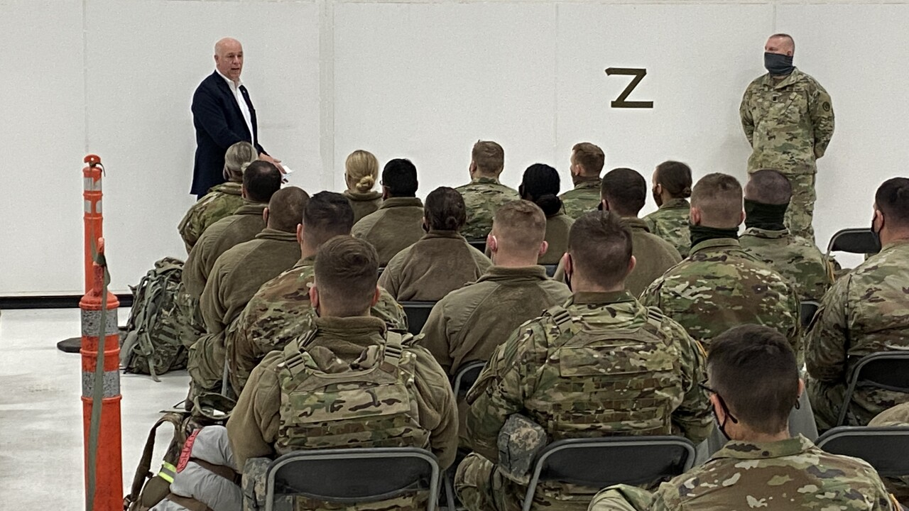 Gianforte National Guard