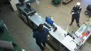 Robstown Robbery at First Cash Pawn