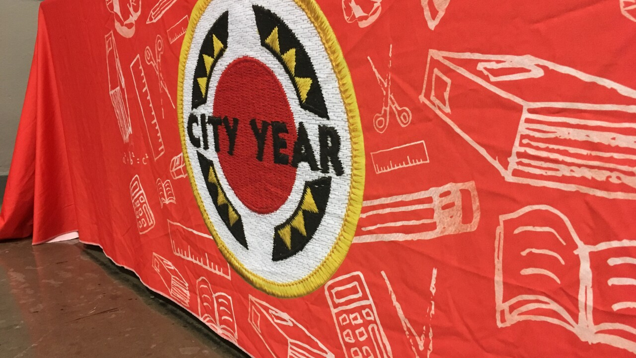 City Year to celebrate MLK  through day of Service