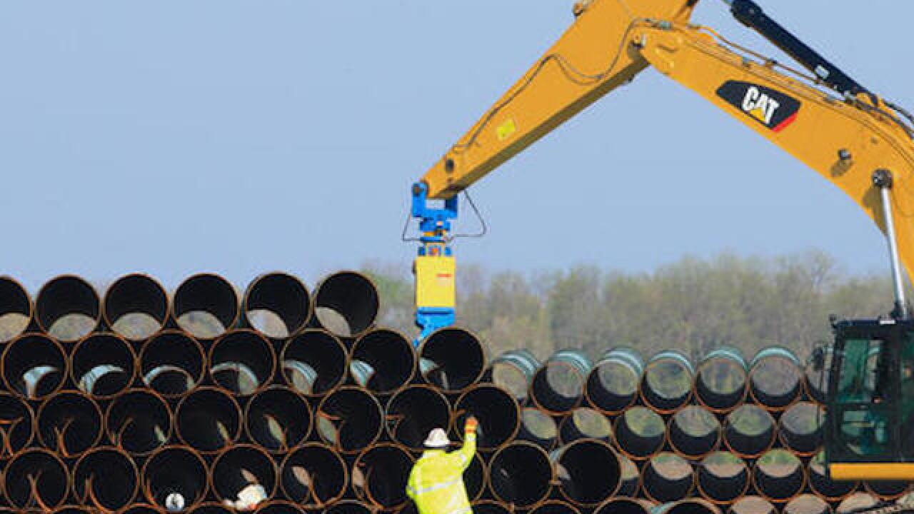 Oil shipments through Keystone Pipeline resume