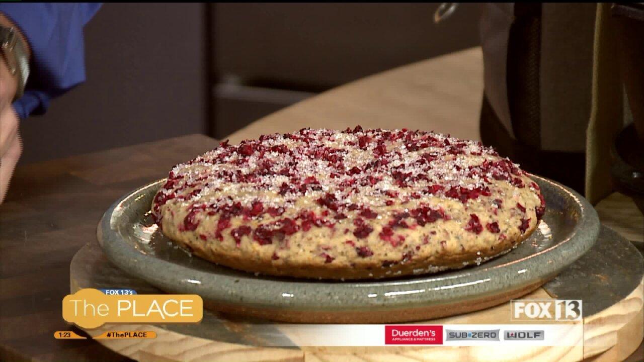 Recipe: Cranberry Orange QuickBread