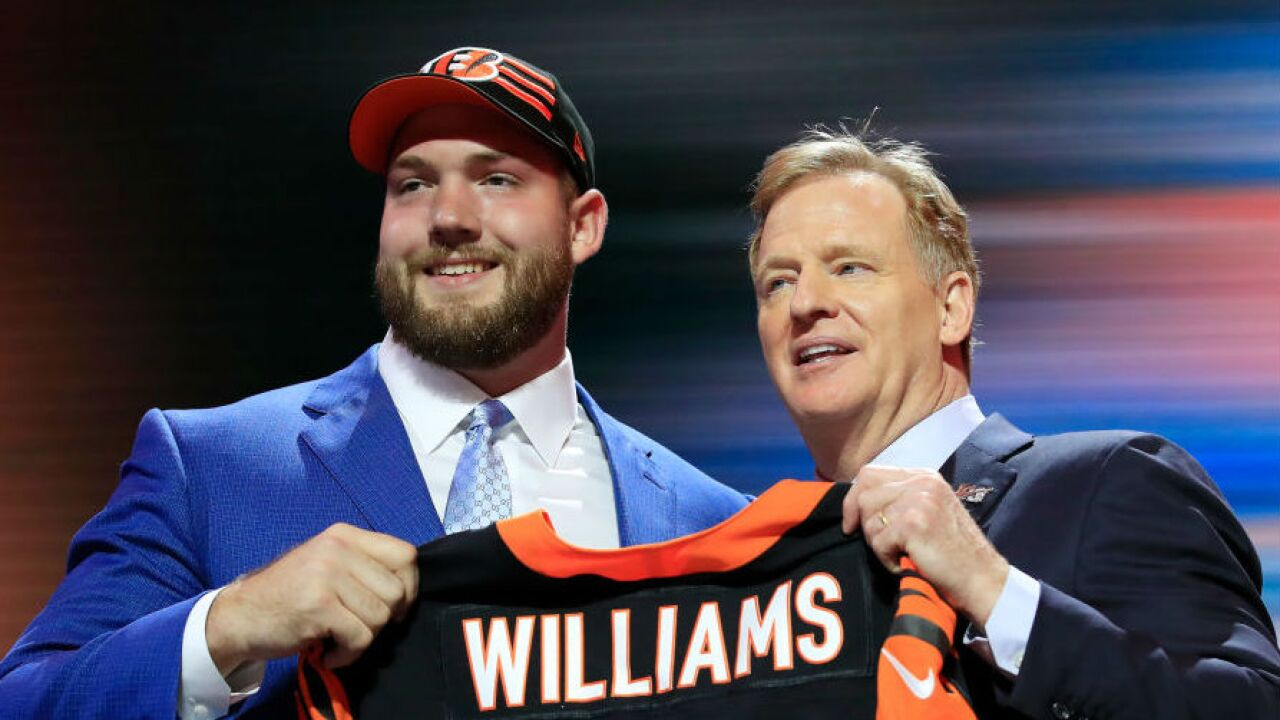Image result for jonah williams