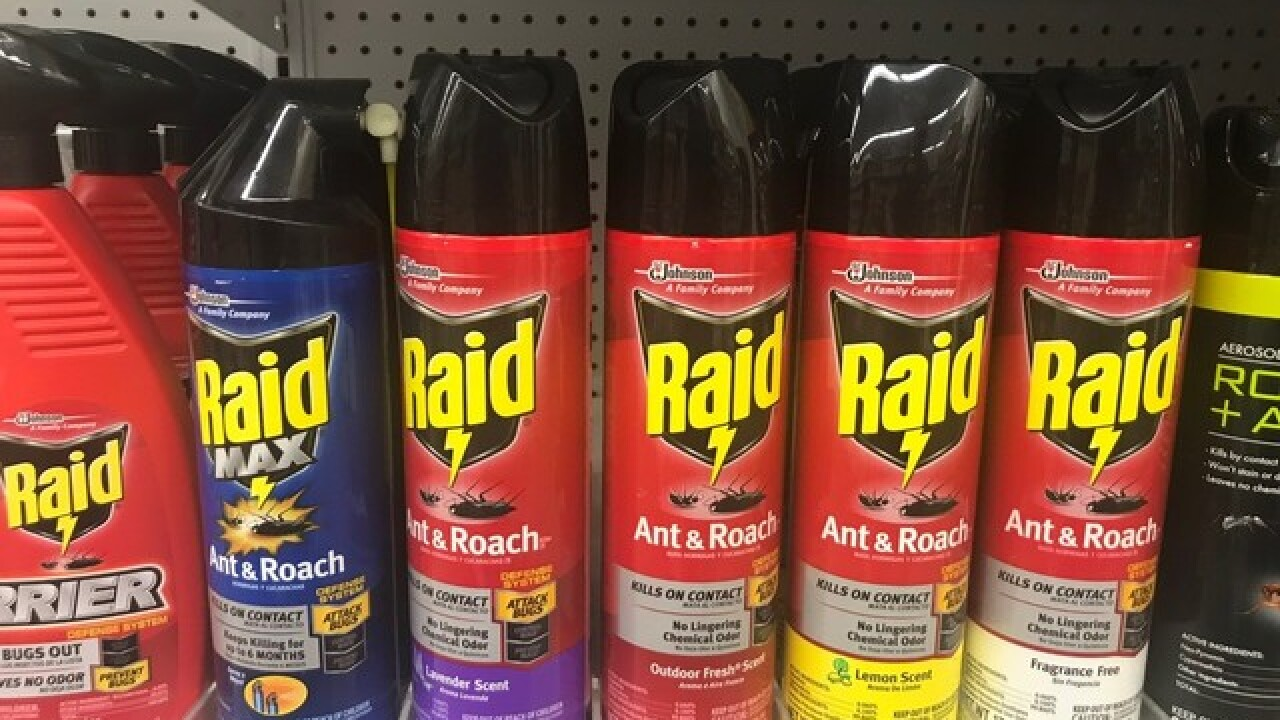 People are using heavy duty bug sprays to get high and it is really