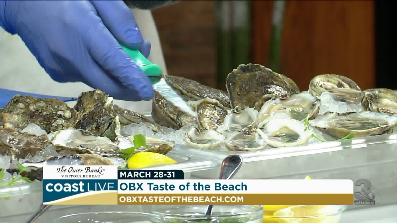 Getting a Taste of the Beach from the Outer Banks on Coast Live