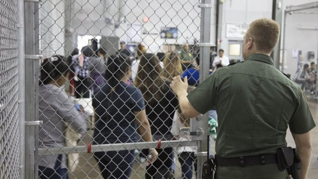 Children allege grave abuse at migrant detention facilities
