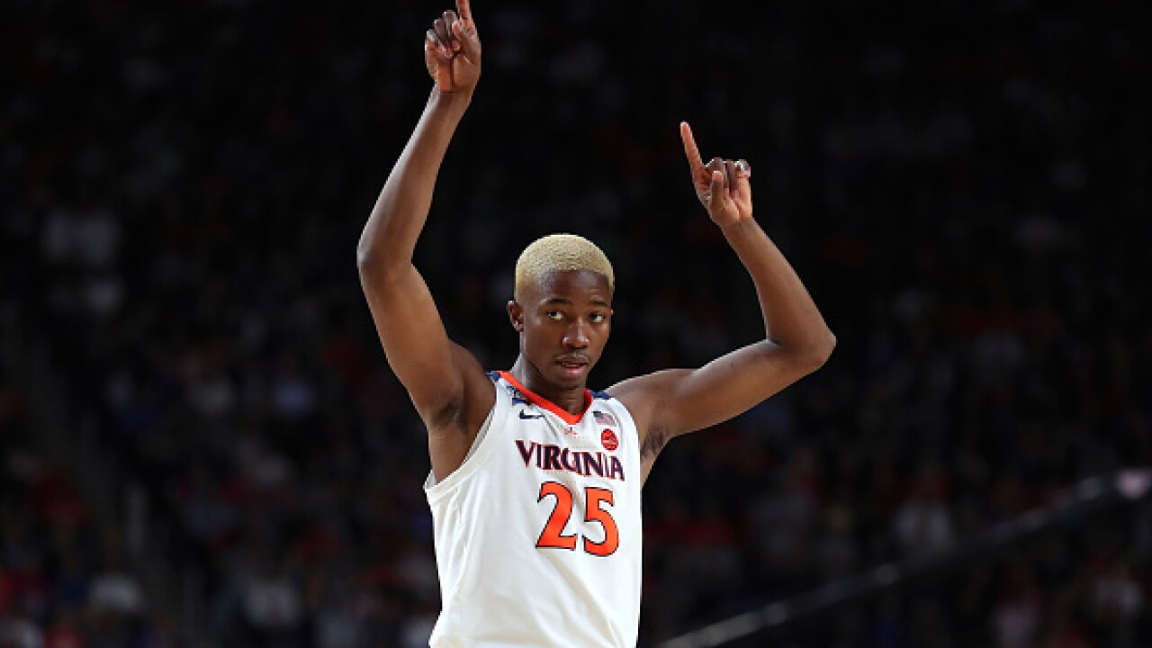 Diakite's decision: Mamadi Diakite returning to UVA for senior season