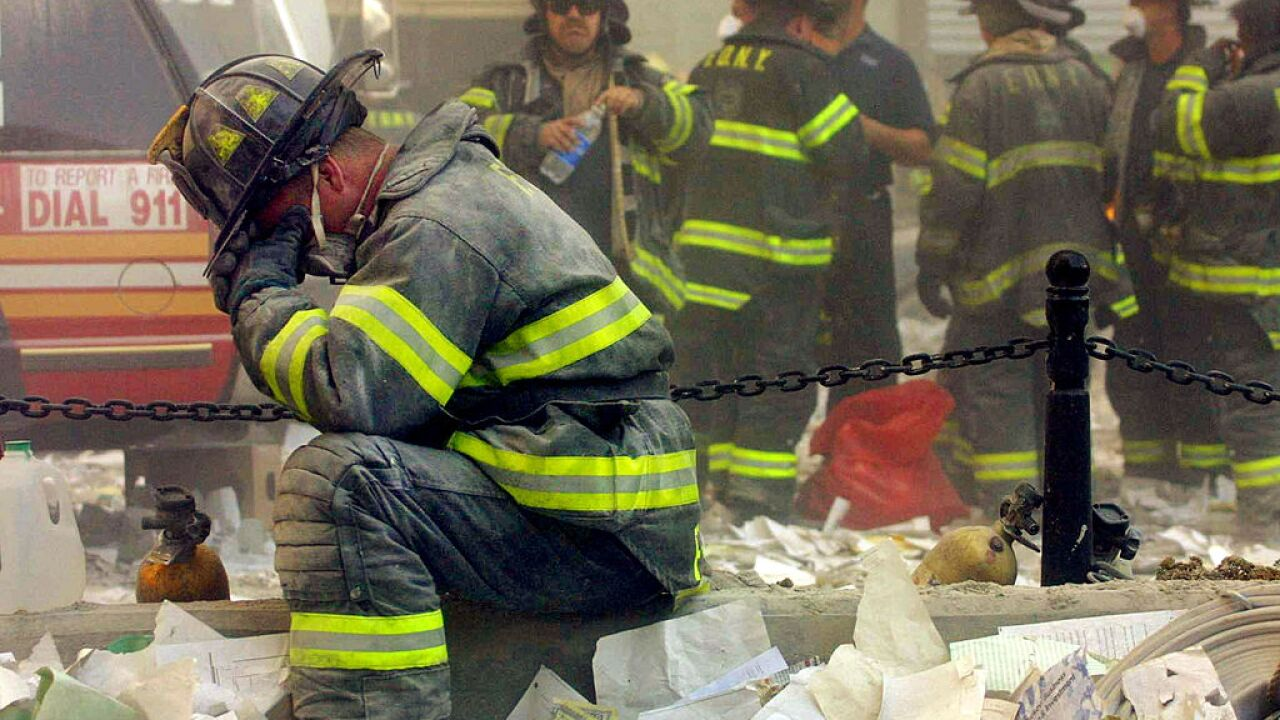9/11 first responder says President Trump meeting can wait until Congress passes bill