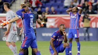 FC Cincinnati v New York Red Bulls
