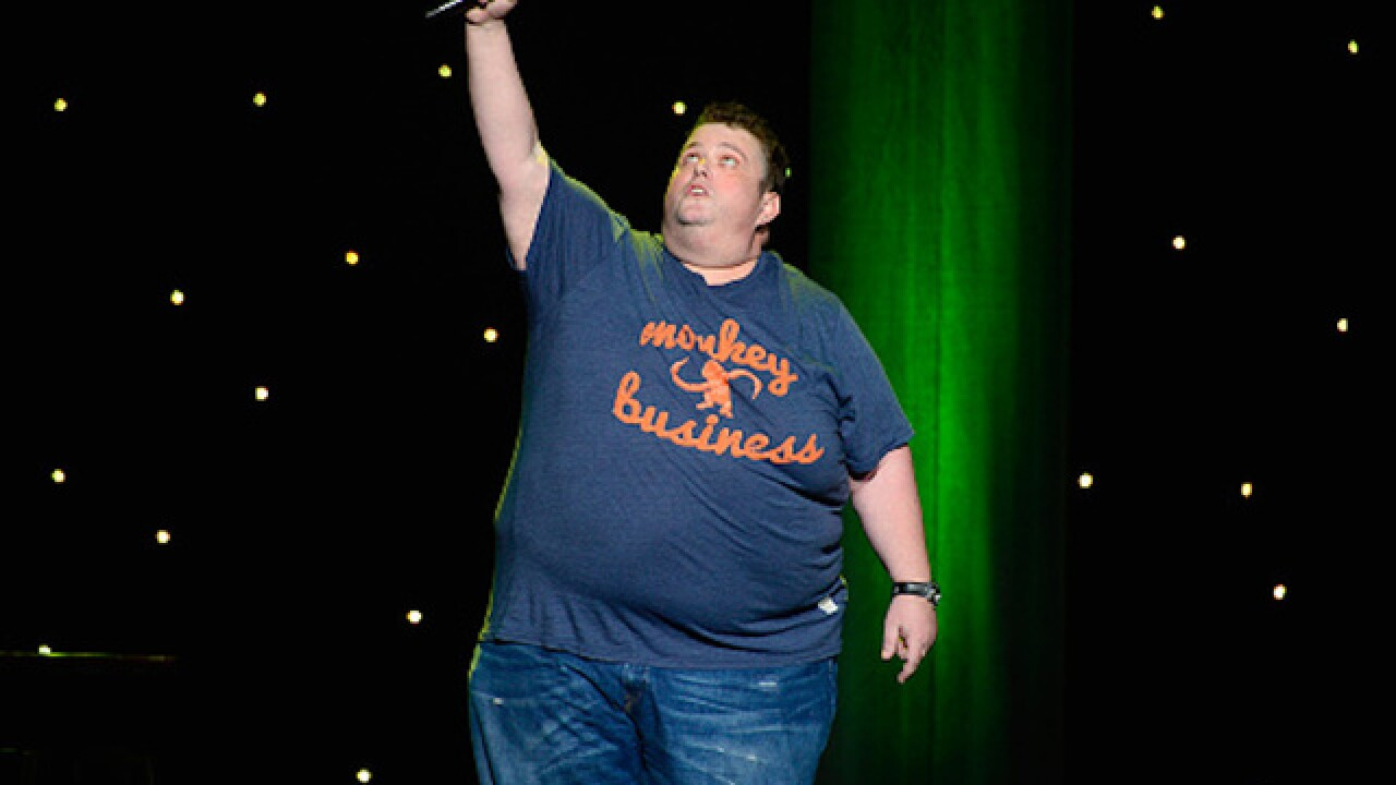 Comedian Ralphie May dies of cardiac arrest