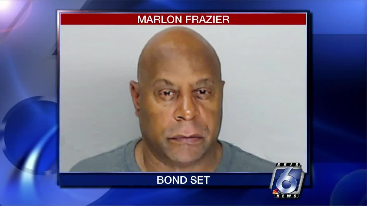 Marlon Frazier