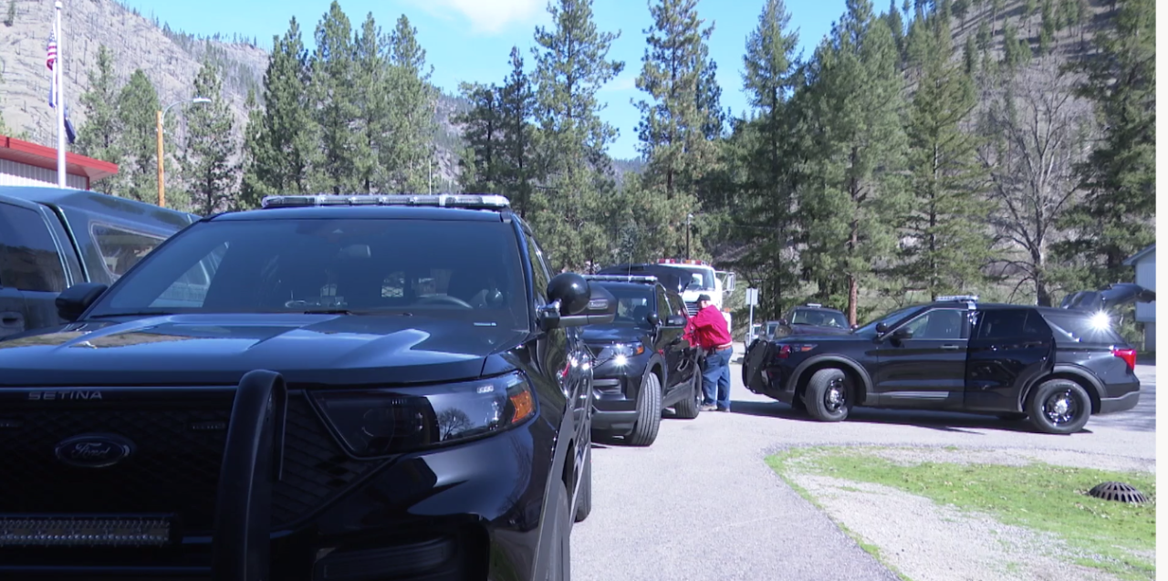 Mineral County Sheriff's Office New Vehicles