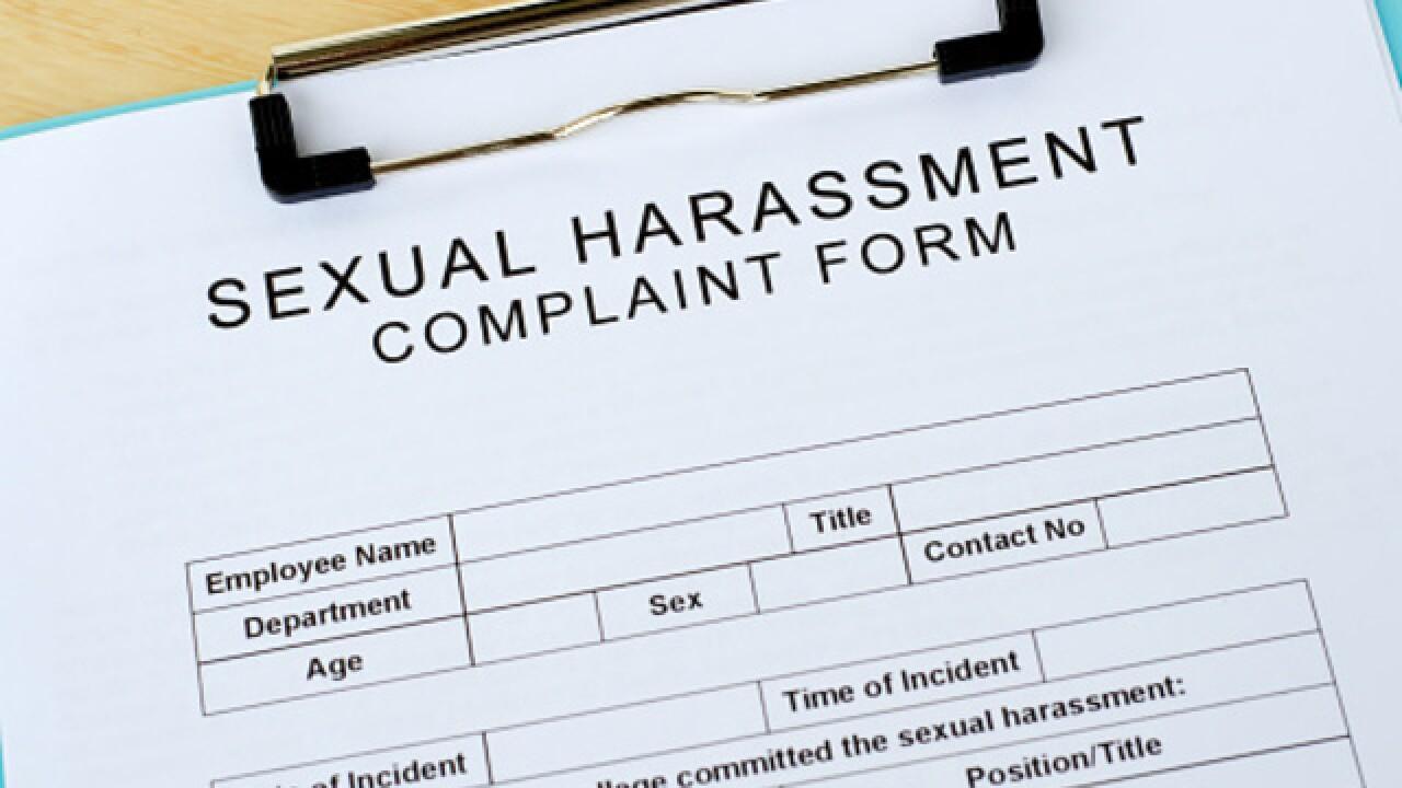 Hasil gambar untuk sexual harassment report