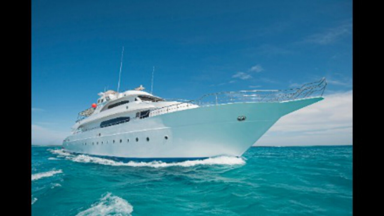 Help wanted: Luxury yacht tester