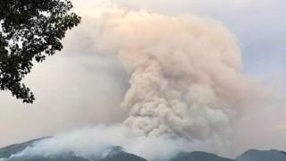 Thorne Creek fire