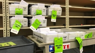 Some JoCo voters still waiting on mail-in ballot