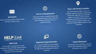 MT Department of Labor & Industry website
