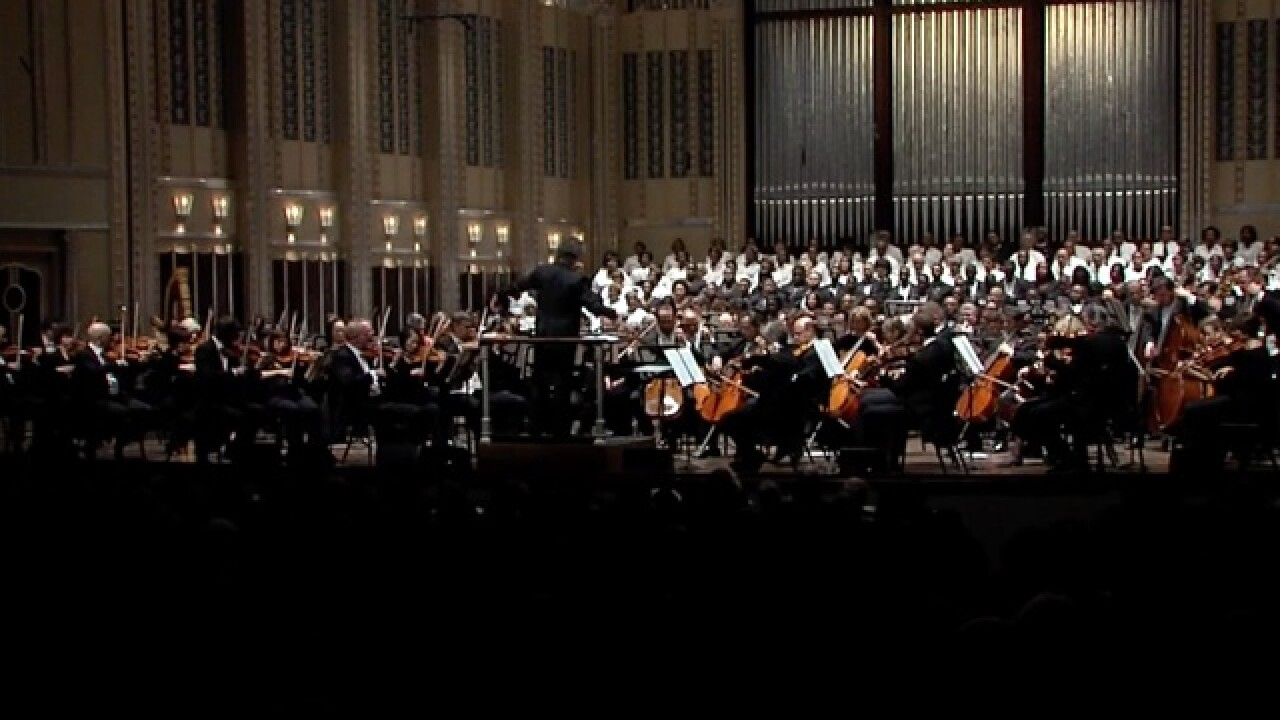 Second Cleveland Orchestra musician suspended amid sexual misconduct allegations