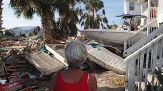 Death toll from Hurricane Michael rises to 36
