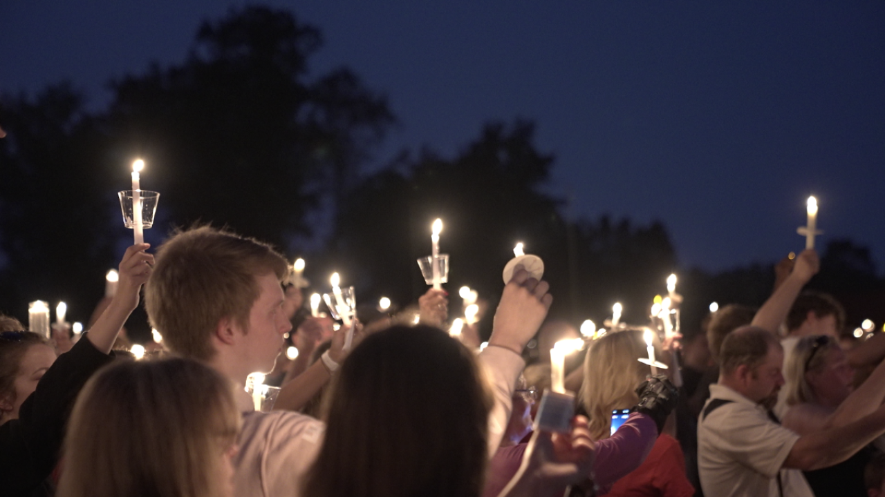 Michigan Center Vigil