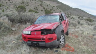 Man killed in rollover crash in southern Utah