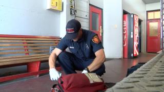 Bakersfield Firefighter