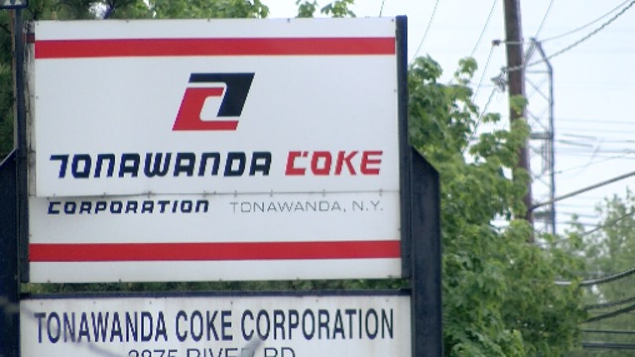 EPA: Tonawanda Coke left flammable and hazardous materials after closing