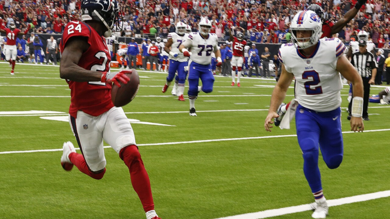 Joe B: Buffalo Bills All-22 Review - Week 6 vs. Houston Texans
