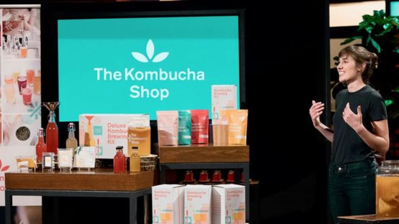 Madison woman takes deal on 'Shark Tank'