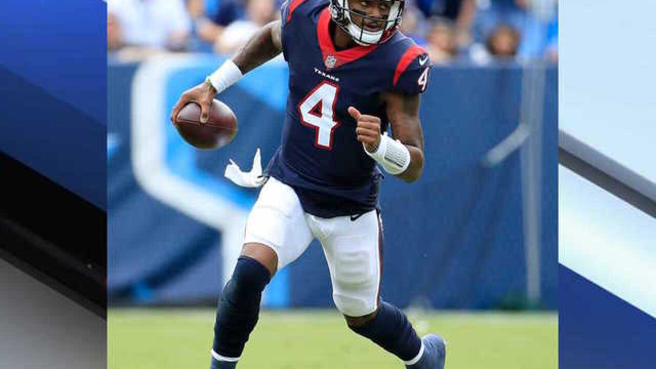 Texans blast educator for 'black QB' comment about Watson