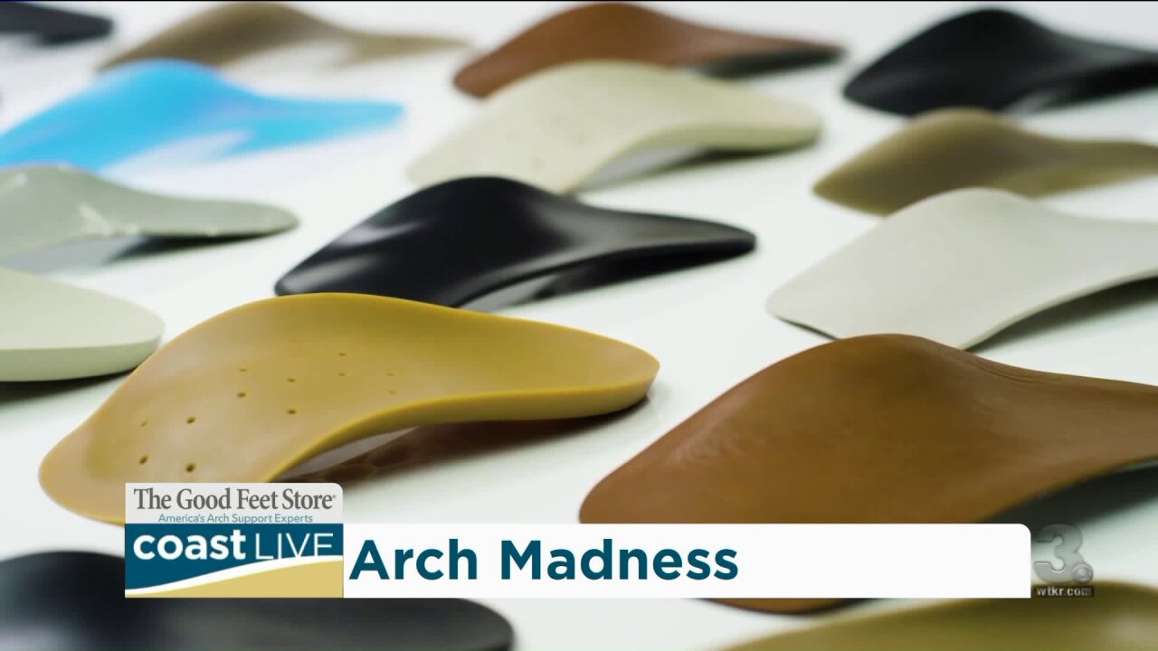 """It's time for """"Arch Madness"""" on CoastLive"""