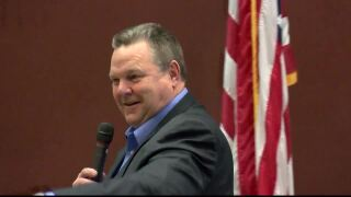 Senator Tester holds public meeting in Kalispell