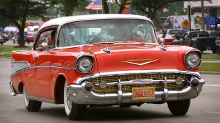 SUBMIT vintage photos of Woodward Dream Cruise