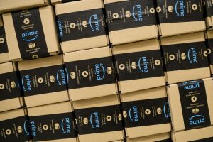 Cyber Monday was Amazon's biggest shopping day in its history