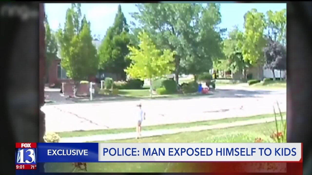 Police: Man exposed himself to kids at lemonadestands