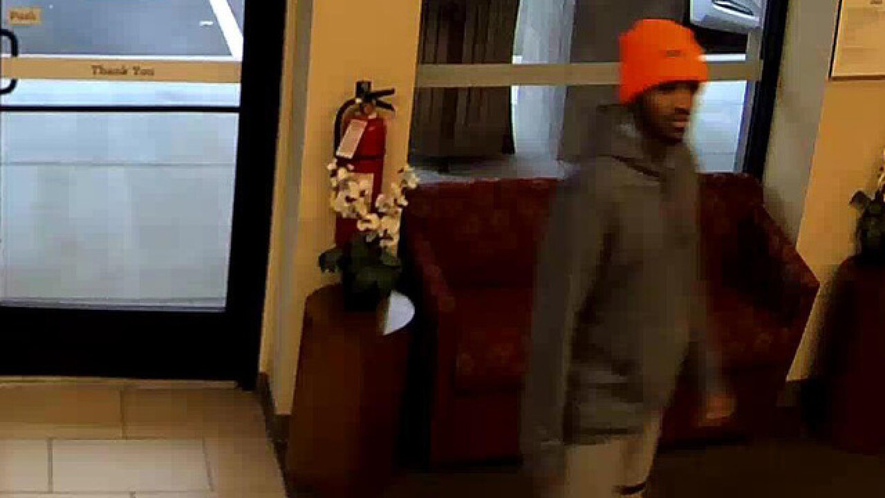 Police working to identify man who robbed West Nashville Bank