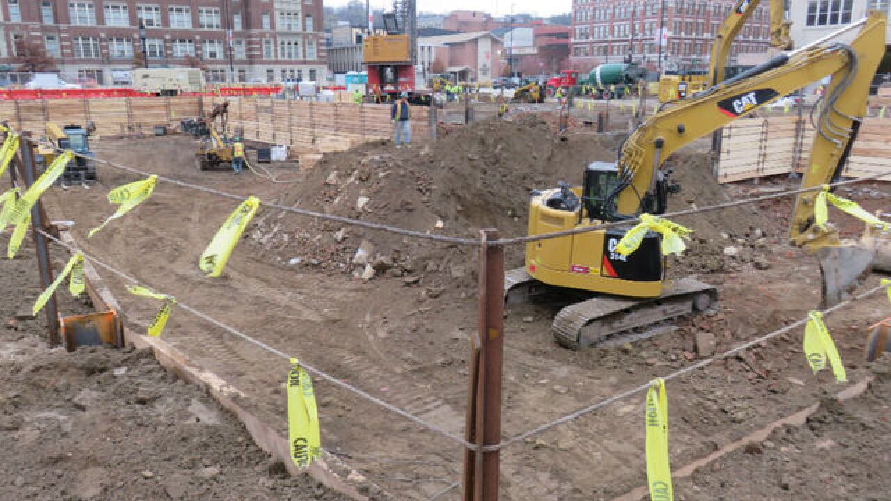 Redevelopment Authority's involvement could save $1 million on downtown Kroger construction