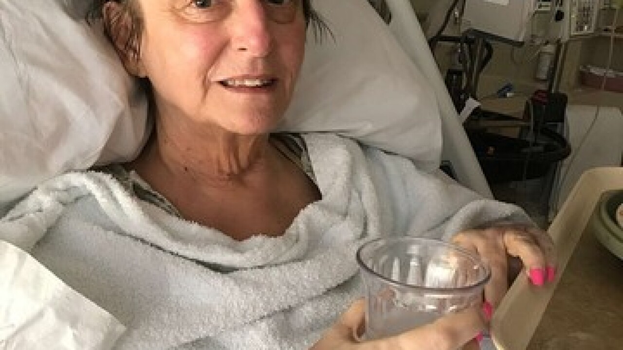 Family of transplant recipient asking for help