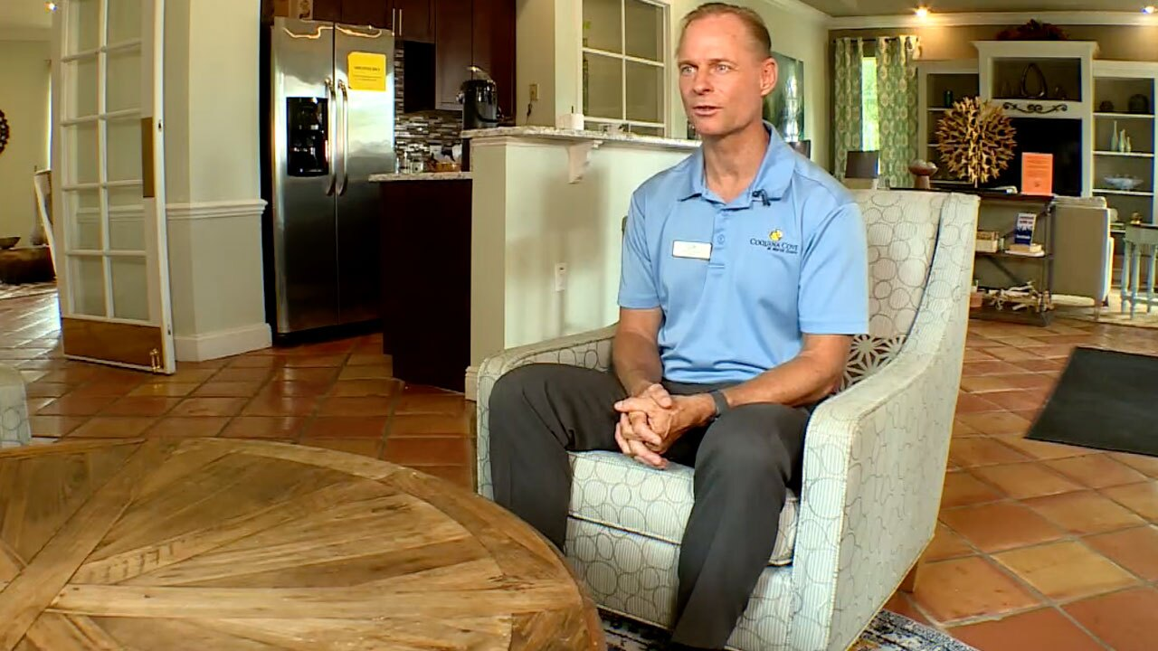 Jeff Gustafson, Coquina Cove Apartments
