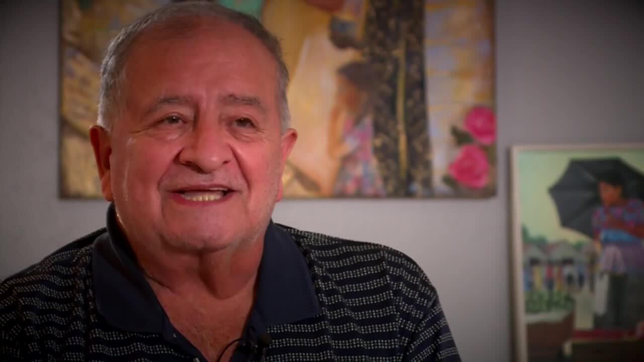 Guillermo Carrasco helped create Guatemalan Maya Center
